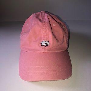 Pink Ivory Ella Baseball Hat